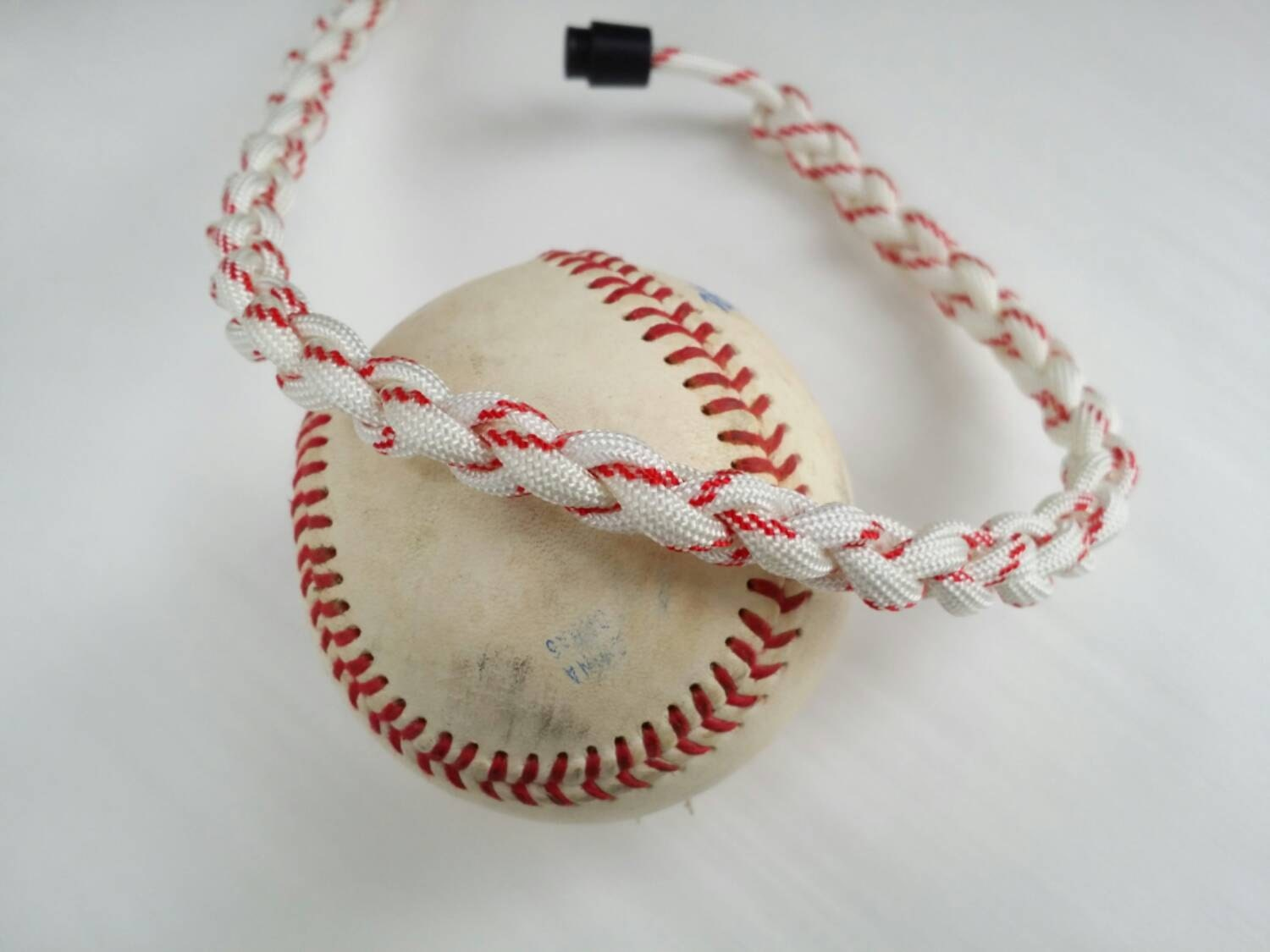 softball of card girl cord me necklace duet christopher st best breakpoint leather