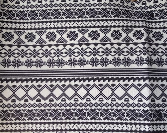 Aztec Fabric | Native Fabric | Tribal Fabric | Ethnic Fabric | BOHO Bohemian Style | fabric by the yard - 1 Yard (#2)