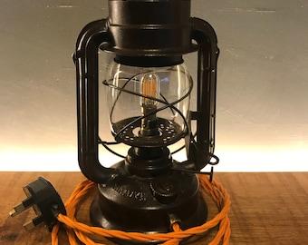 Table lamp OrangeOxide