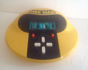 1981 Tomy Tronic Pacman Japanese arcade video game handheld