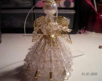 April Birthstone Angel