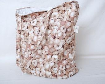 Shopping Bag-Reusable Bag-Handmade Tote Bag-Fabric Tote Bag-Made in USA Bag
