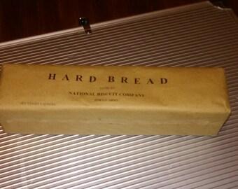 World War 1 reproduction U.S. Army Hard Bread Nabisco Box