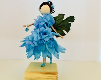 March Flower Fairy, Birthday Month Collection!