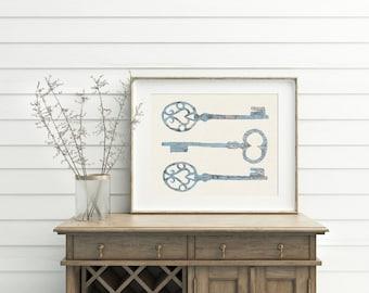 Shabby Chic, printable, key wall decor, wall art, wall decor, cottage decor, cottage, cottage wall decor, cottages wall art, printables