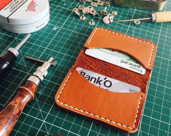 Leather wallet,leather card holder