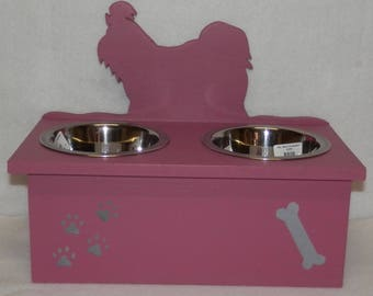 Medium bowls Shih Tzu