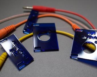 null.modular Eurorack blank panels (1U)