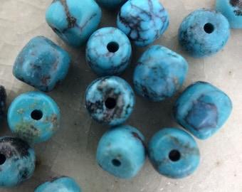 Loose Turquoise Gemstone Beads, Turquoise Gemstone, Gemstone Beads, Wholesale #1279