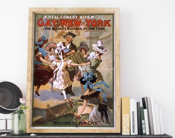 Japanese Woodblock Art Bijinga Geisha Vintage Japan Japanese Poster Art Print