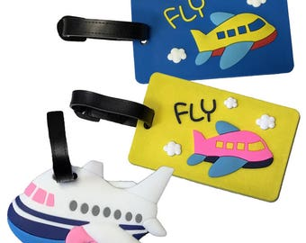 Youth Luggage Tags
