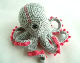 Lala the Crochet Octopus
