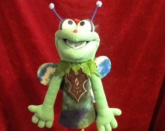 Hand Puppet FOREST FAIRY!