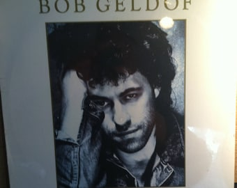 "Bob Geldof This Is The World Calling Sealed Vinyl Rock 12"" Maxi Extended Version"