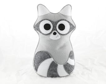 Stuffed Raccoon