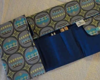 Queen of the Castle Interchangeable Knitting Needle Case