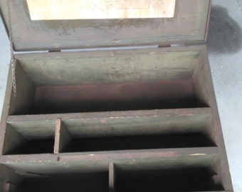 Antique Army Corps of Engineers Tool Box - 1931 - Pick Up Only