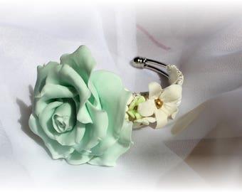 Ceremony Mint bracelet