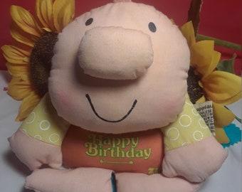Vintage ziggy birthday doll