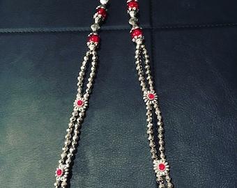 Gothic Bat necklace