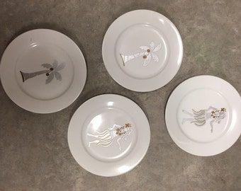 Hawaiian plate set