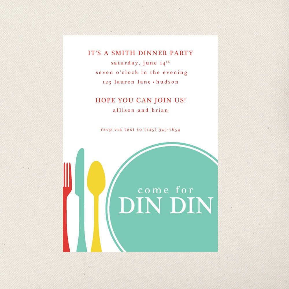 Dinner party invitation zoom stopboris Gallery