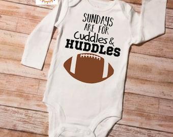 Football Onesie, Baby Shower Gift, Football Onesie Boy, Football Onesie Girl, Football Baby, Baby Boy Onesie, Baby Girl Onesie, Sports Baby