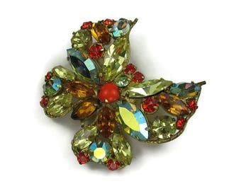 Regency Butterfly Brooch