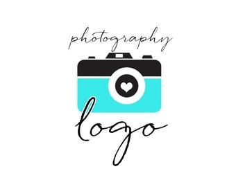 Custom Photography Logo Design