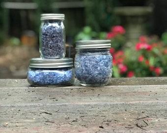 Lavender bath salts 8oz