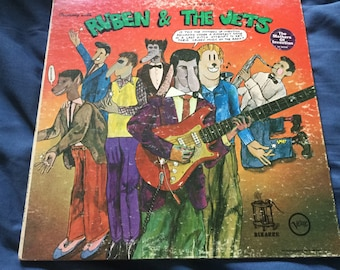 Cruising With Ruben And The Jets The Mothers Of Invention
