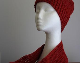 red winter set