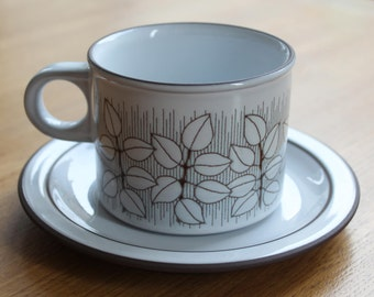 Hornsea Charisma cup and saucer