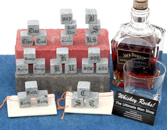 how to make whiskey rocks