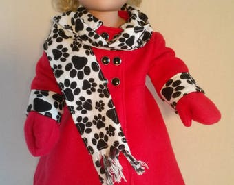 18 inch Girl Doll Outfit #162