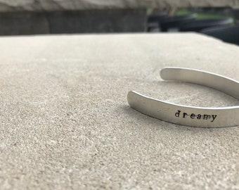 Dreamy Cuff Bracelet