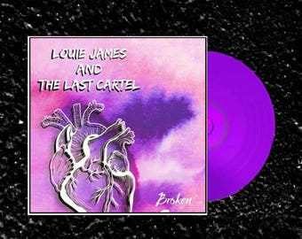 Purple Vinyl CD *LIMITED EDITION*