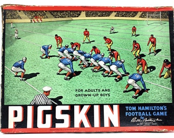 Vintage Pigskin Board Game