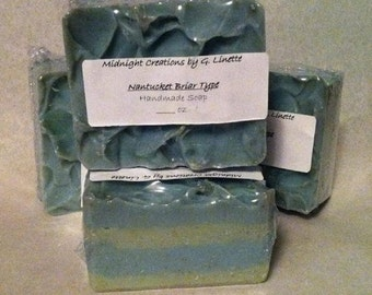 Nantucket Briar Type Handmade Soap - Clearance