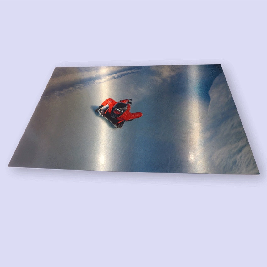 metal print your image onto metal printing onto metal wall