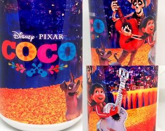 Custom Made COCO The Movie V1 Coffee Mug 15oz with your name Personalized
