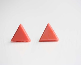 Coral Triangle Studs