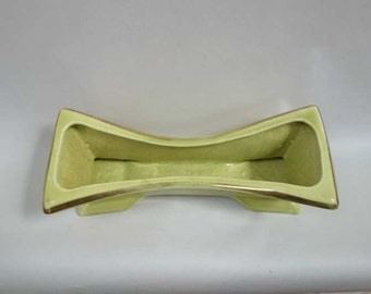 60's planter ceramic 11inches long