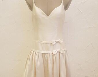 Vintage Wedding Dress size 44