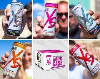 XS Energy (Variety Case)