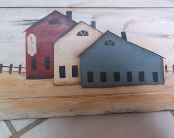 Barns House Paint