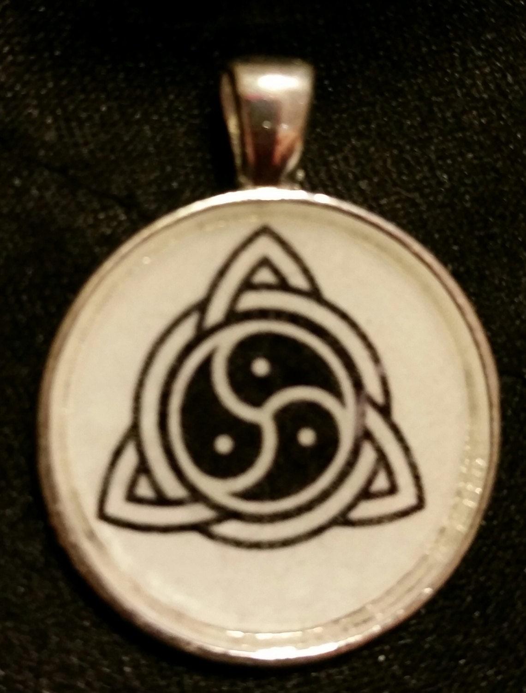 Bdsm symbol necklace zoom biocorpaavc Gallery