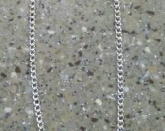 Scrabble Tile Necklace - Wood