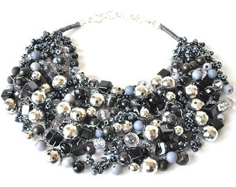 kama4you 3438 necklace crochet
