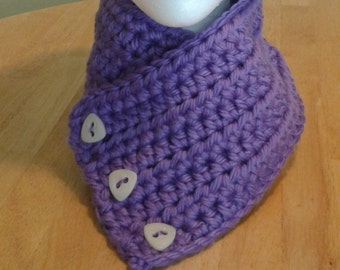 Harbor Scarf - purple